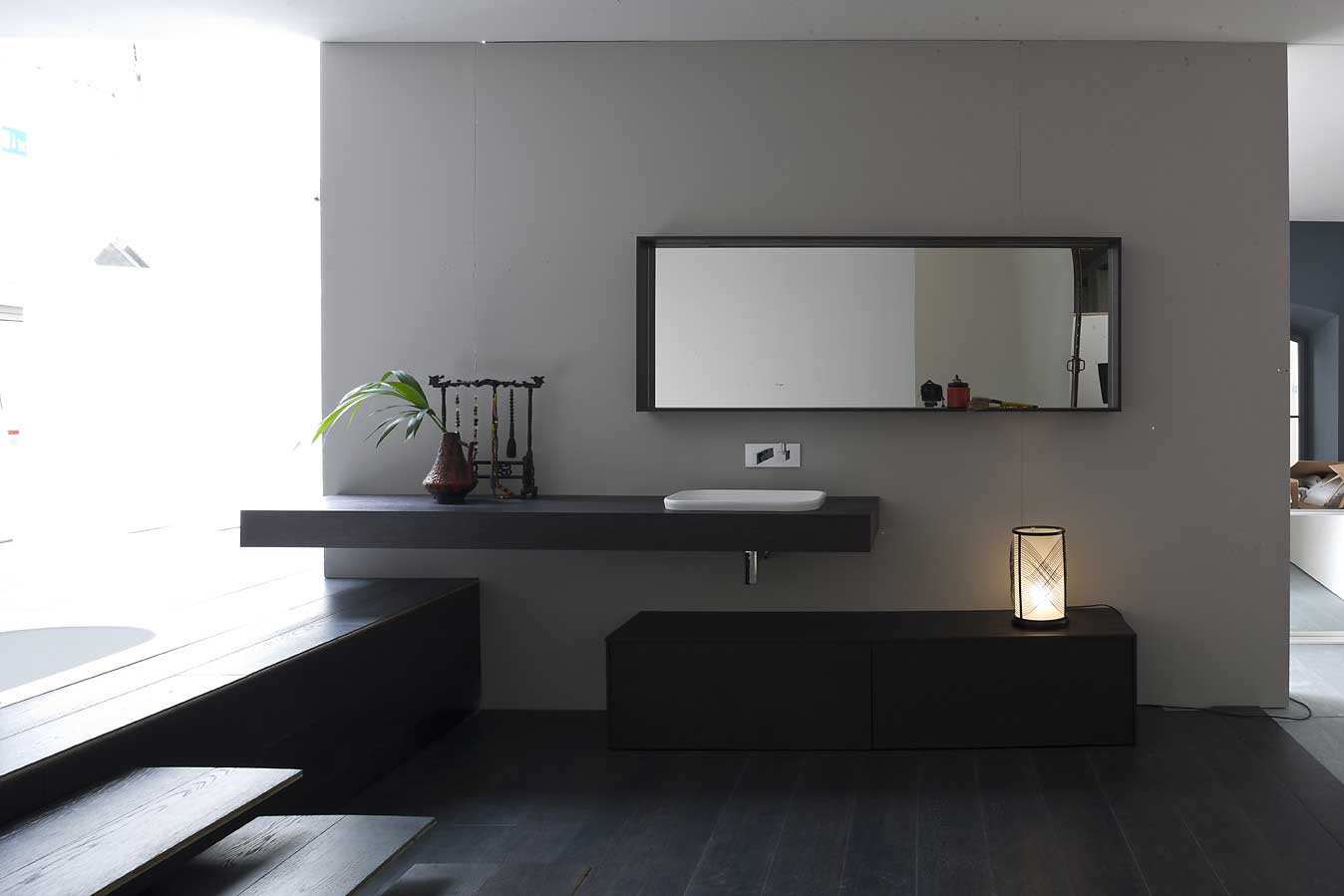 espace salle de bains crea inside. Black Bedroom Furniture Sets. Home Design Ideas