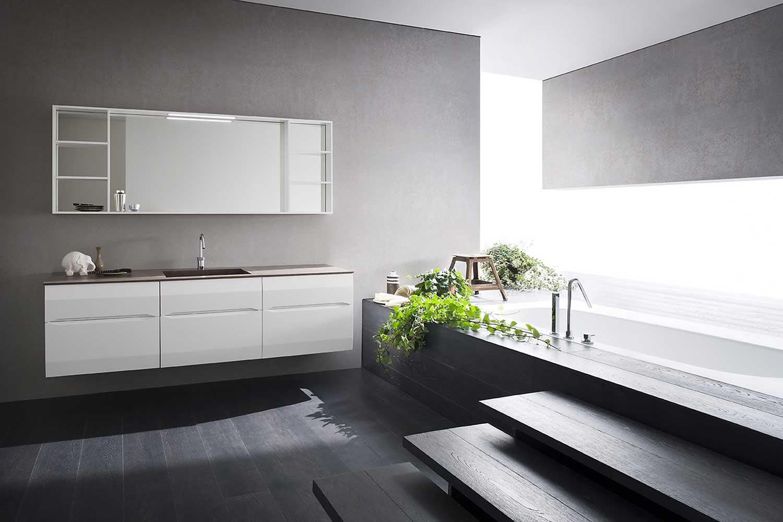 espace salle de bains crea inside. Black Bedroom Furniture Sets. Home Design Ideas