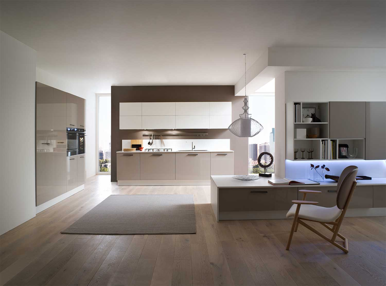 espace cuisine crea inside. Black Bedroom Furniture Sets. Home Design Ideas