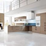 La demande du client: Une cuisine sur mesure paris, spacieuse et fonctionnelle «à l'ancienne» et très moderne. La solution de l'architecte interieur levallois: Cet espace est conçu pour un aménagement dynamique et ergonomique. Un projet de cuisine conventionnelle dont le contraste des matières « donne vie » à des ambiances d'avant-garde.